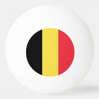 Belgium Flag Ping-Pong Ball