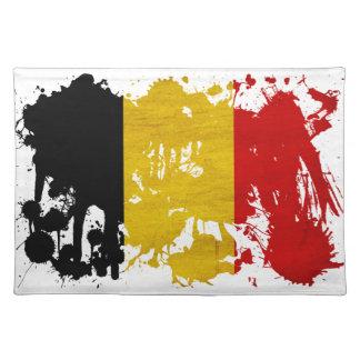 Belgium Flag Placemat