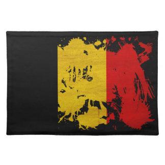 Belgium Flag Placemats