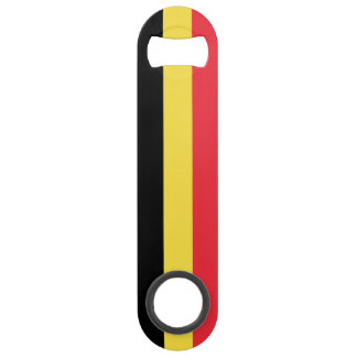 Belgium Flag Speed Bottle Opener