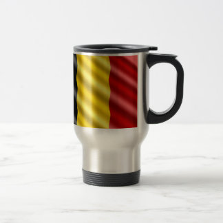 Belgium Flag Travel Mug