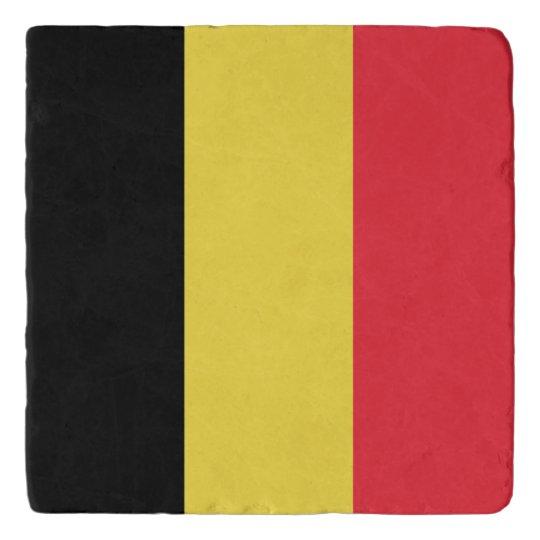 Belgium Flag Trivet