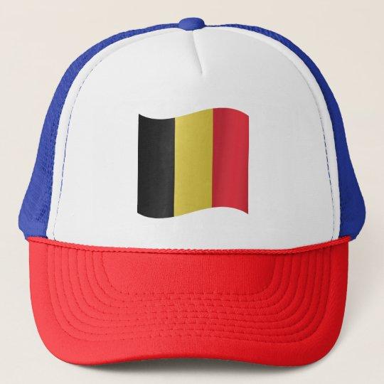 Belgium Flag Trucker Hat