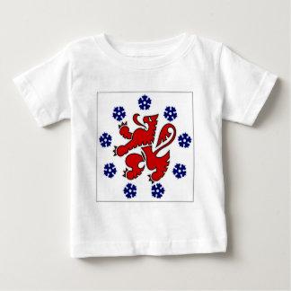 Belgium German Community Flag Baby T-Shirt