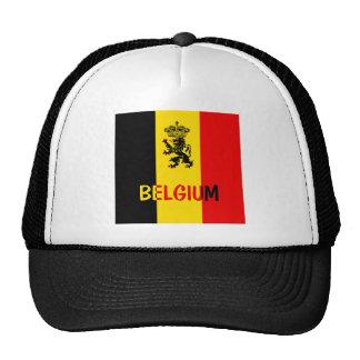 Belgium Mesh Hats