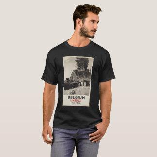 BELGIUM LIMBURG OLD FARM vintage picture T-Shirt