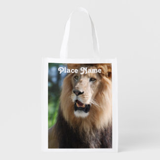 Belgium Lion Reusable Grocery Bag