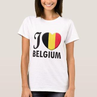 Belgium Love T-Shirt