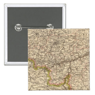 Belgium, Luxemburg Pinback Buttons
