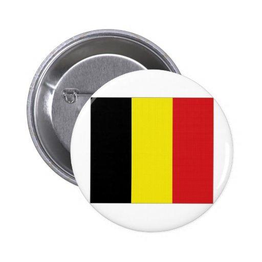 Belgium National Flag Pin