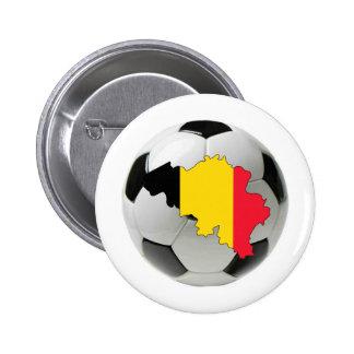 Belgium national team 2 inch round button