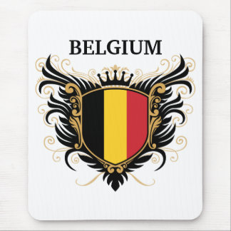 Belgium [personalize] mouse pad