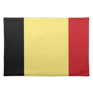 Belgium Placemat