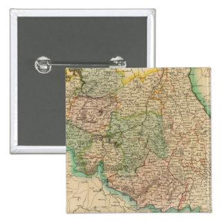 Belgium provinces pinback buttons