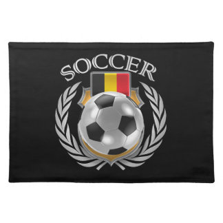 Belgium Soccer 2016 Fan Gear Place Mats