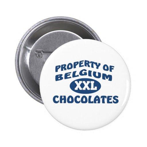 Belgium XXL Chocolates Buttons