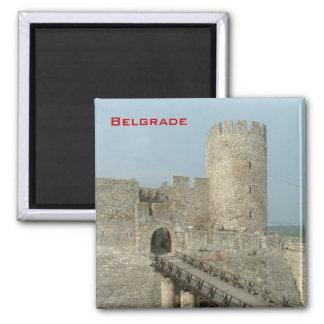 Belgrade Castle Magnet