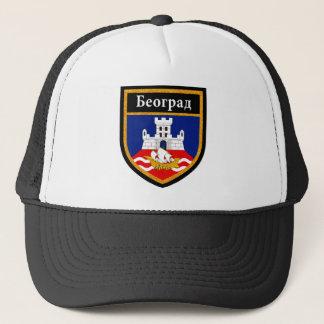 Belgrade  Flag Trucker Hat