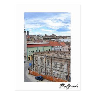 Belgrade postcard