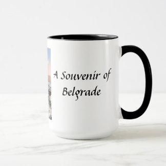 Belgrade Souvenir Mug