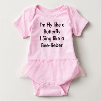 Belieber Shirt- Little girl Baby Bodysuit