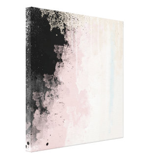 Belief Abstract Canvas Print