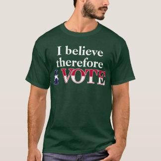 Belief Vote T-Shirt