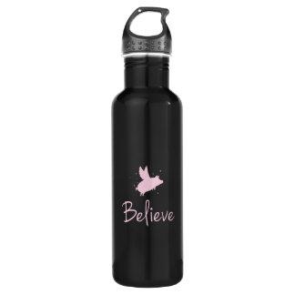 believe 710 ml water bottle