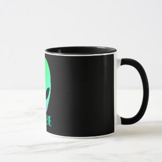 Believe. Aliens. Mug
