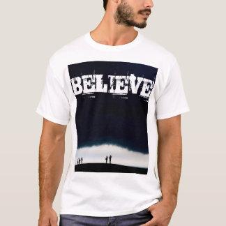BELIEVE - Basic clothes T-Shirt