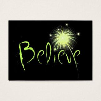 Believe Business Card