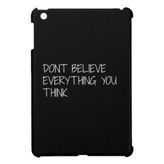 believe case for the iPad mini