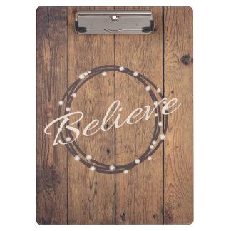 Believe Clipboard