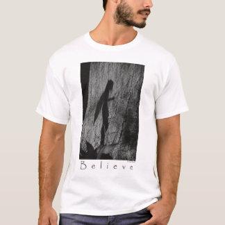 """""""Believe"""" faerie t-shirt"""
