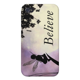 Believe fairy Case for iPhone 4/4S