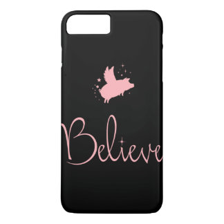 Believe-Flying Pig iPhone 7 Plus Case