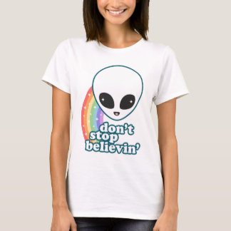 Believe in Aliens T-Shirt