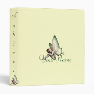 Believe in Fairies Binder