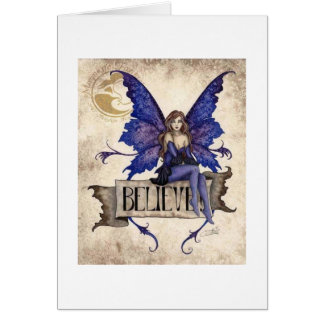 Believe in Fairies Greeting Card