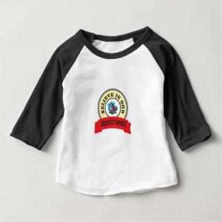 believe in God in heaven Baby T-Shirt