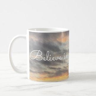 Believe in Jesus & Pray Mug