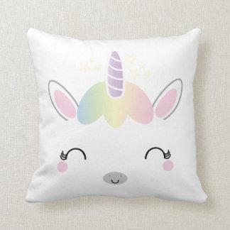 believe in MAGIC UNICORN pillow cushion gift 1
