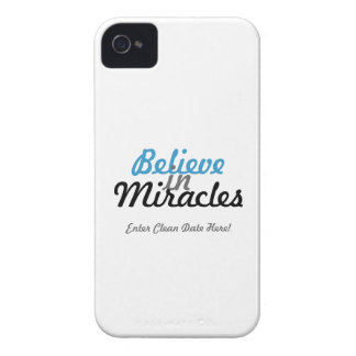 Believe in Miracles Case iPhone 4 Cases