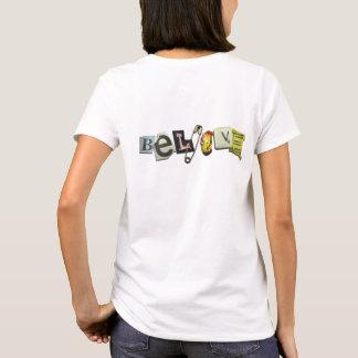 Believe in Punk Back T-Shirt
