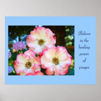 Believe in the Healing Power of Prayer art prints