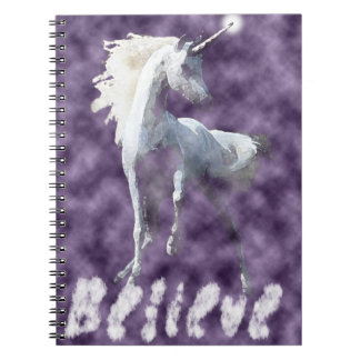 Believe in Unicorns Notebook