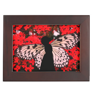 Believe in Your Wings Keepsake Box