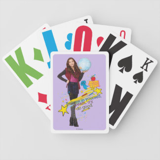 Believe in Yourself Bicycle Playing Cards