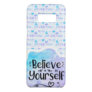 Believe in Yourself Case-Mate Samsung Galaxy S8 Case