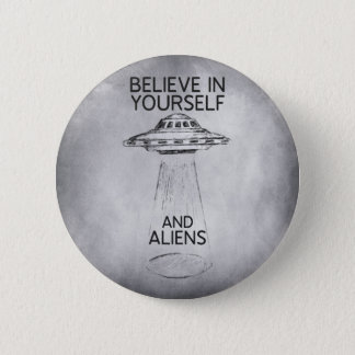 Believe in Yourself Quote 2 Inch Round Button